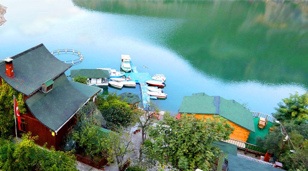 Doğa ve Göl Manzarası